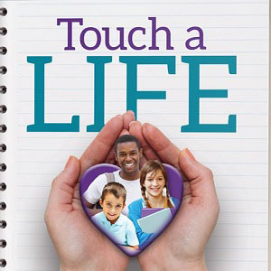 touch a life book cover