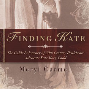 finding kate book cover