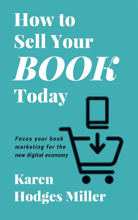 book cover for how to sell your book today